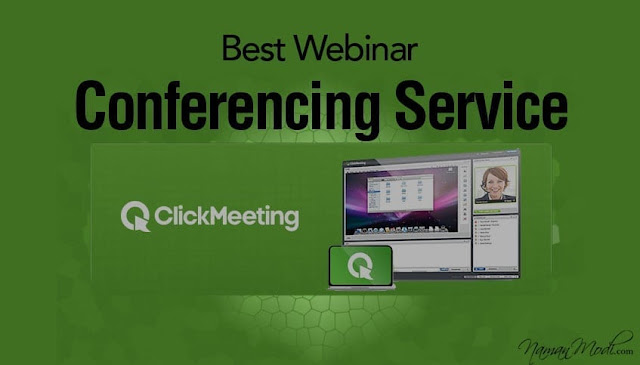Click Meeting : Best Webinar Service