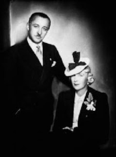 Maria Cristina ed Enrico Marone Cinzano