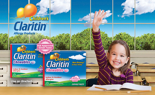 PRODUCT REVIEW: Children's Claritin