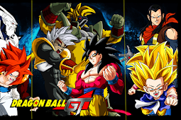 Free Download Anime Dragon Ball GT Bacth Full Episode Subtitle English