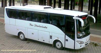 Sewa Bus Pariwisata 25/27 Seat Padang Bukittinggi