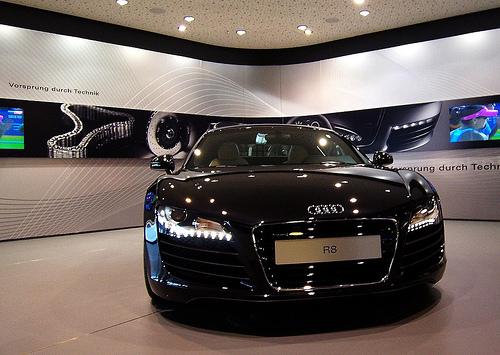 Latest Luxury Stuff Cute And Technological Gadgets Black Audi