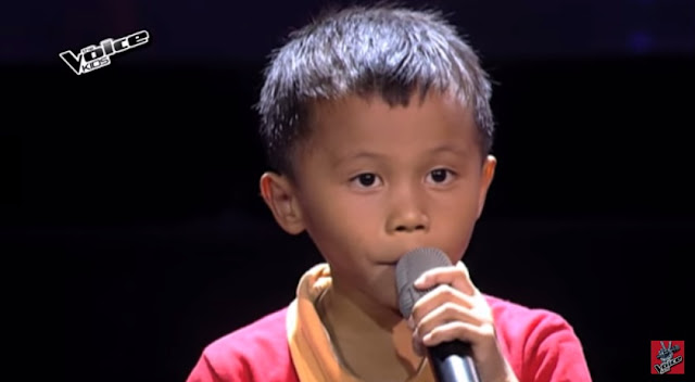 "Joemar ""Dodong"" Lazarraga The Voice Kids"