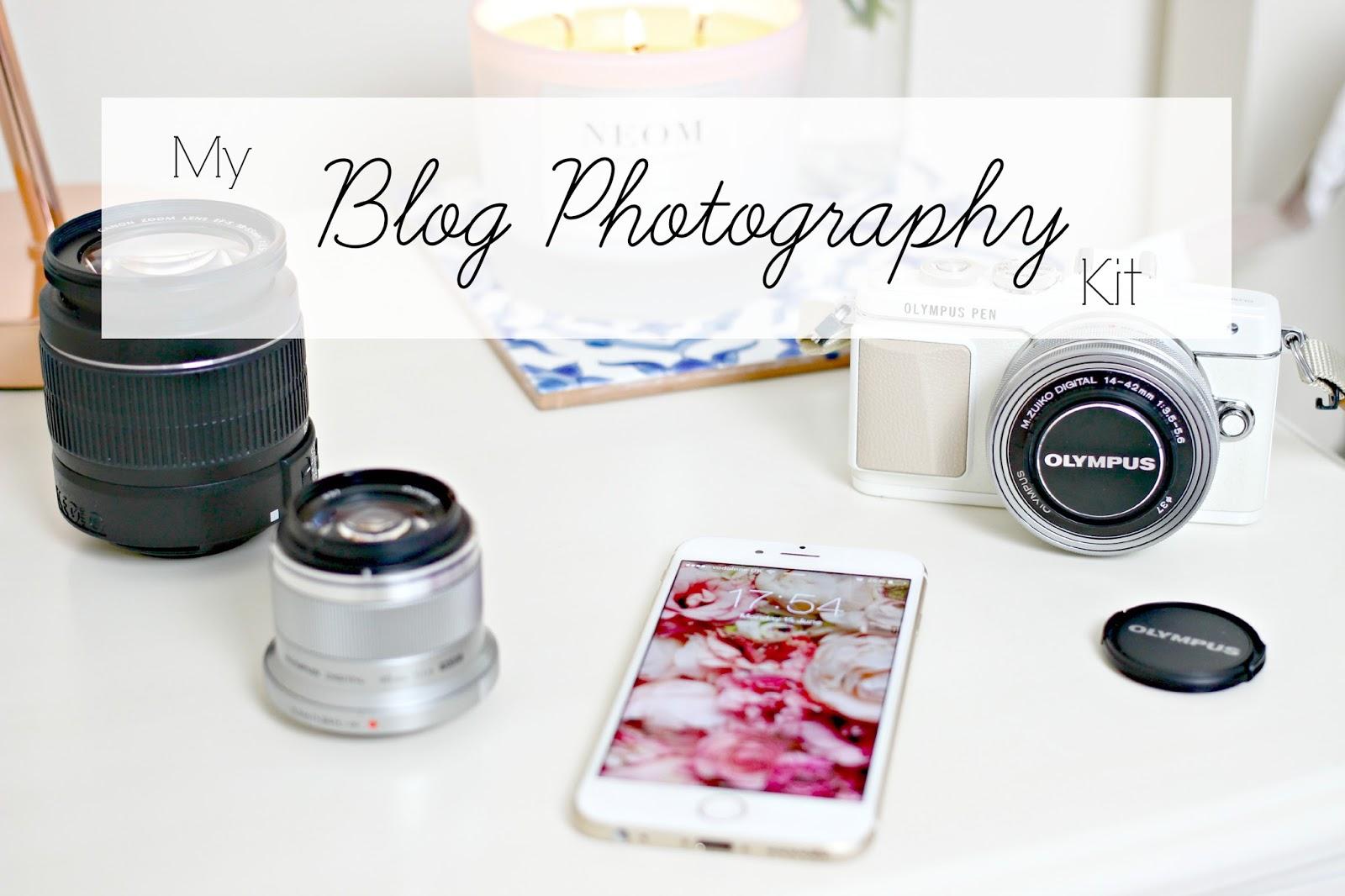 My Blog Photography Kit - Fashion Mumblr