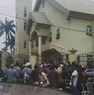 Anambra Sunday Deadly Church Attack