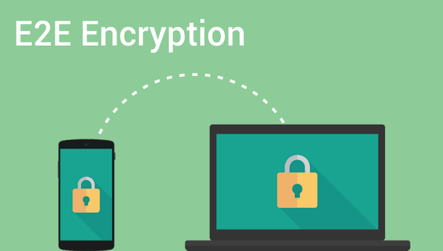 What is End-to-end encryption