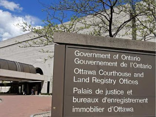 Ontario Provincial Court House