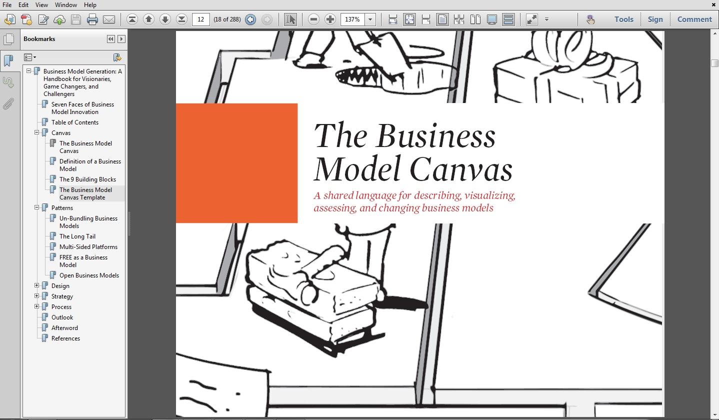 Business Model Generation Osterwalder Pigneur Ebook