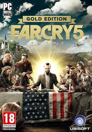 Far Cry 5 GOLD Edition PC Full Español