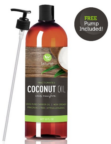 a'unenaturals fractionated coconut oil
