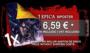 Product nº BPA3-L02-DRM EPICA 1 BIPOSTER