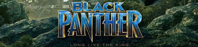 Black Panther 2018 Banner