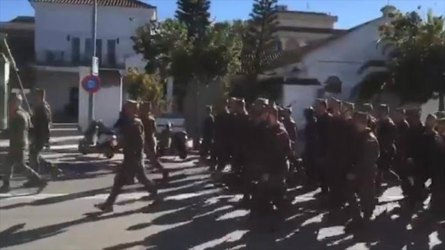 Denuncian que la Fiscalía normaliza desfile machista en España