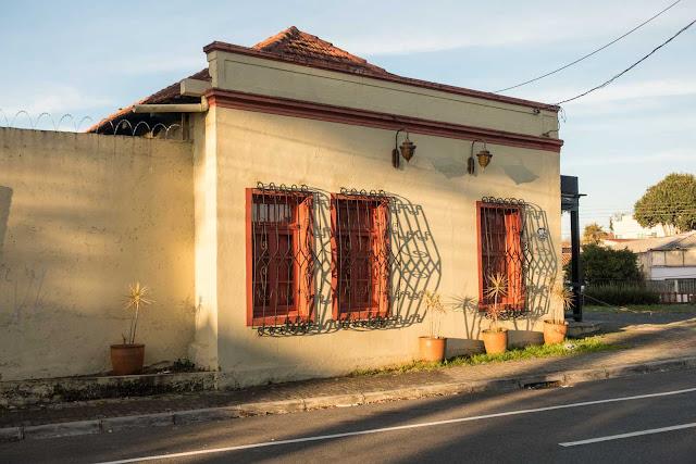 Uma casa bacana no Campina do Siqueira