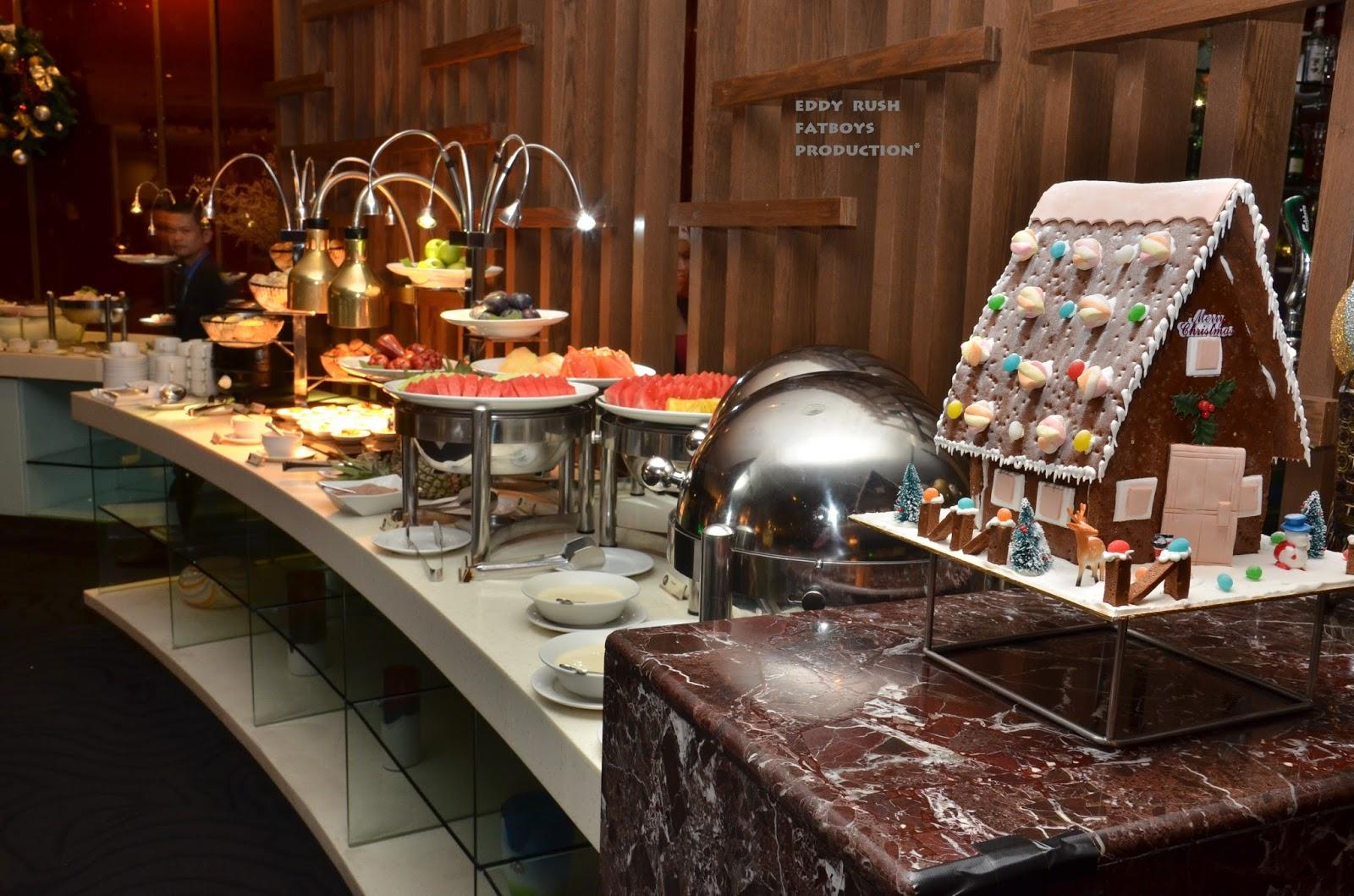 Superb Christmas Dinner Buffet Berjaya Times Square Hotel Interior Design Ideas Ghosoteloinfo