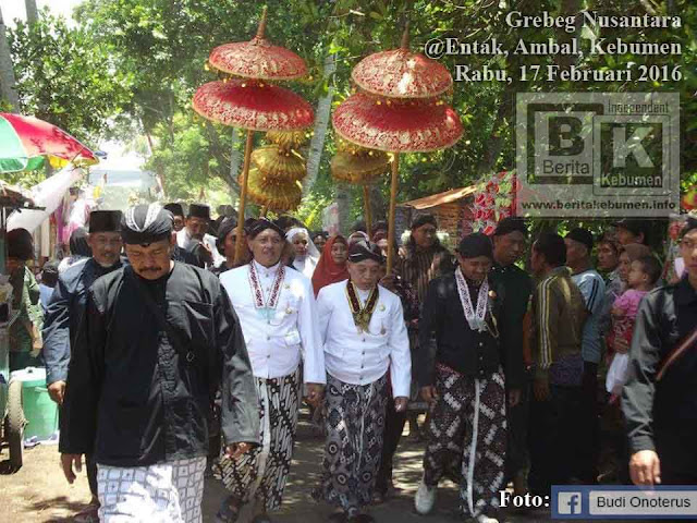 Grebek Nusantara Angkat Potensi Lokal