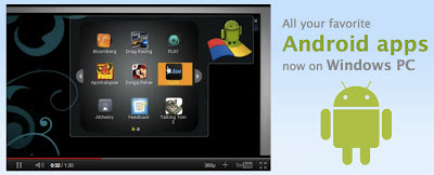 How To Run Android Apps Free On PC