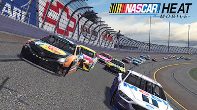 Download NASCAR heat mobile 1.1.3 APK Full Unreleased (Game Balap Mobil Terbaru Mei 2017) Gratis