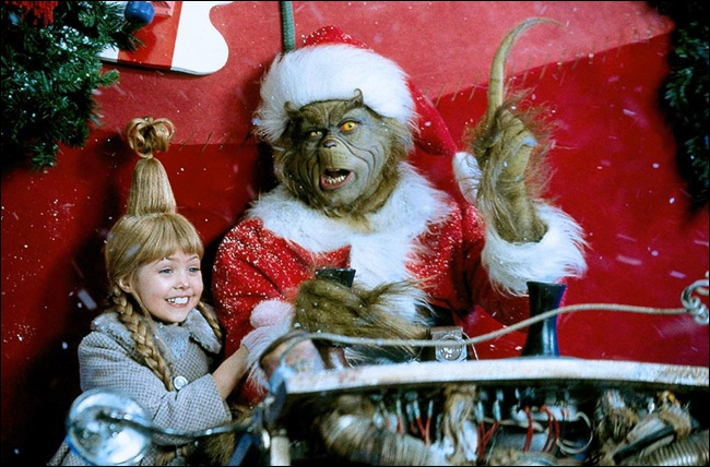 with the holiday season approaching its biggest day many are pulling out their favorite christmas movies to share with loved ones - The Grinch Stole Christmas Full Movie