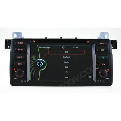 bmw e46 navigation