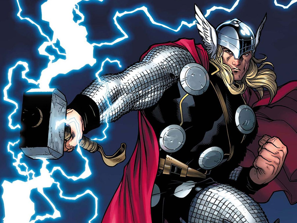 Thor Pictures Free Wallpaper: Cartoon Wallpapers