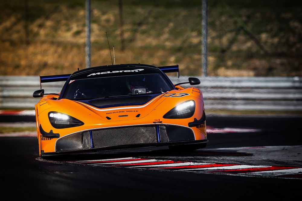 McLaren 720S GT3 to make first public appearance in Bahrain