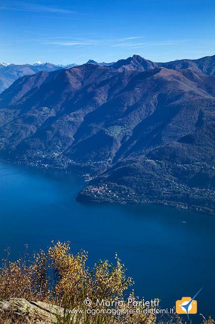 Pino lago Maggiore e Tamaro