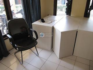 Meja Untuk Pos Satpam