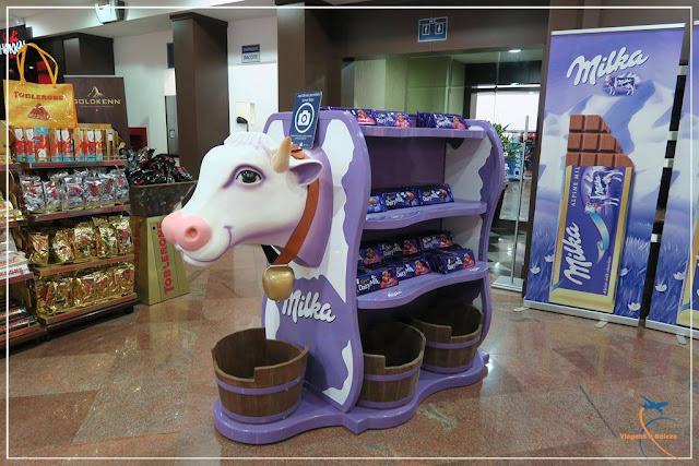 Último andar da Monalisa:os melhores chocolates e um excelente restaurante!