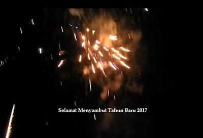 selamat menyambut tahun baru 2017