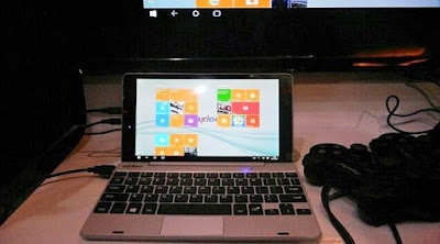 Harga Spesifikasi Tablet Dual OS Windroid 9G+ Terbaru Dari Axioo