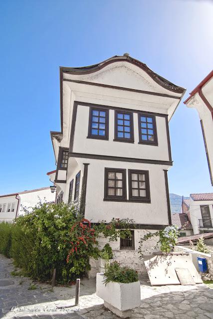 Casa Tradicional, Ohrid - Macedonia por El Guisante Verde Project