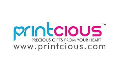 Personalized Gift daripada Printcious