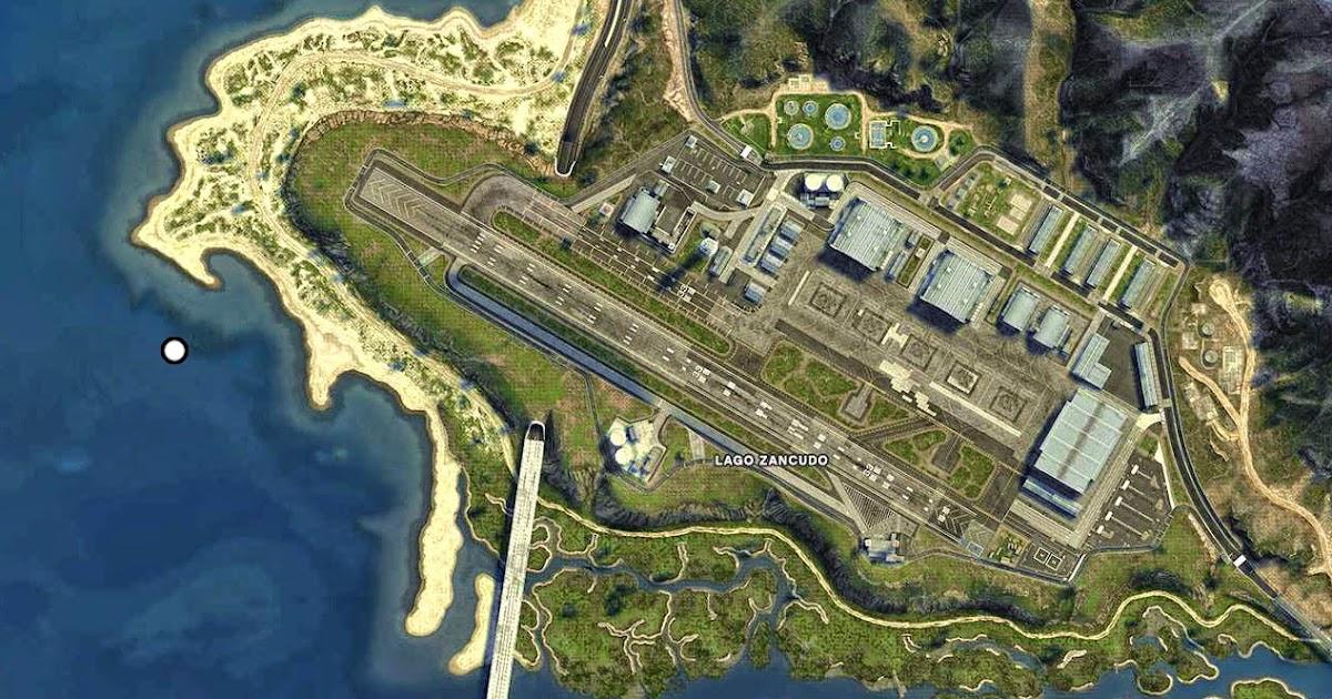 Gamer And App Zone: GTA V: Interesting Location: Sunk ...