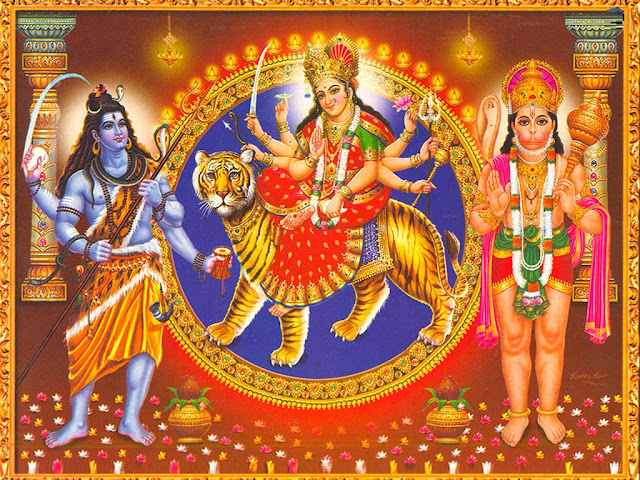 { #25+ **Happy**} Navratri Durga Puja 2016 SMS Message Wishes Songs Poems HD Cards