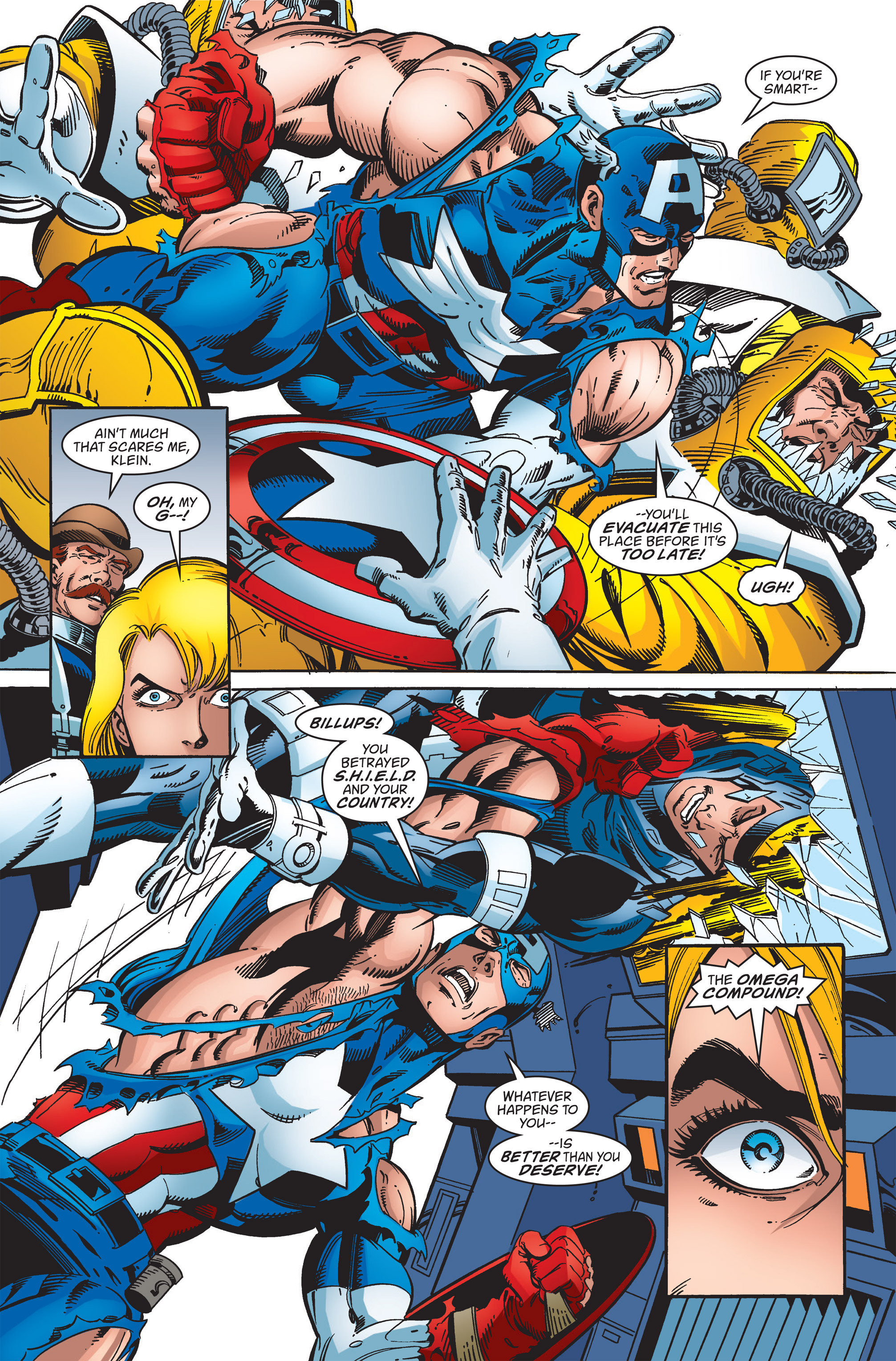 Captain America (1998) Issue #38 #45 - English 15