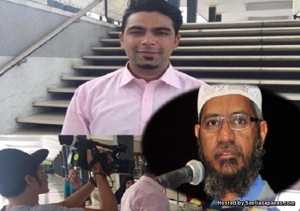 Harinder Pal Singh Peluk Islam