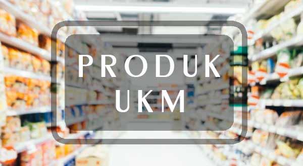 Gambar 10 Contoh Produk UKM Makanan dan Minuman Ringan Terlaris