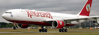 Kingfisher Airlines Customer Care Service Number