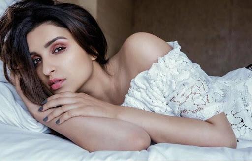 Parineeti Chopra hot model photo shoot for FHM magazine India