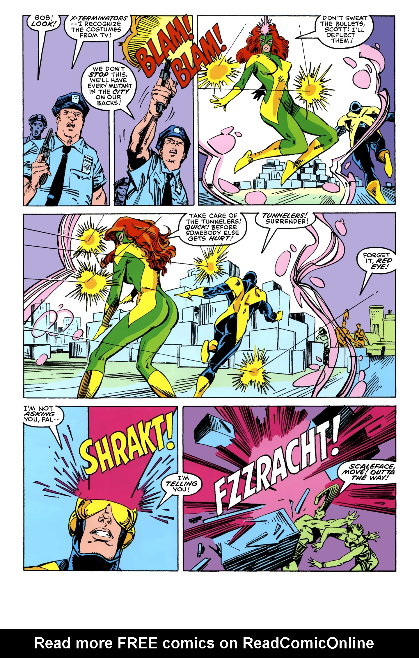 Read online X-Factor (1986) comic -  Issue #11 - 19