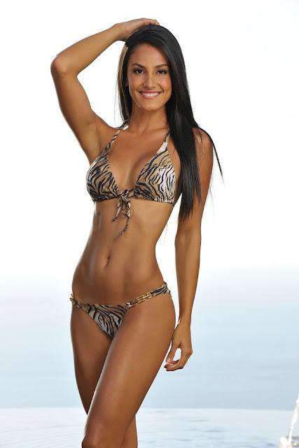 Hot girls Johanna Solano sexy Miss Costa Rica