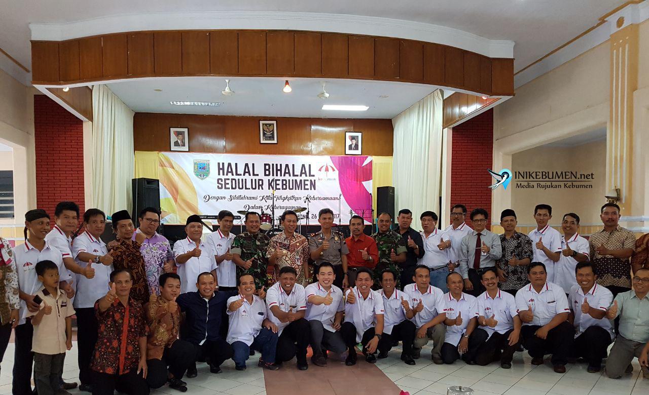 Sedulur Kebumen Gelar Halal Bihalal di Benteng Van der Wijck Gombong