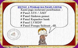 Panel ats/amf,sinkron,kapasitor bank,lvmdp,pompa,hidrant