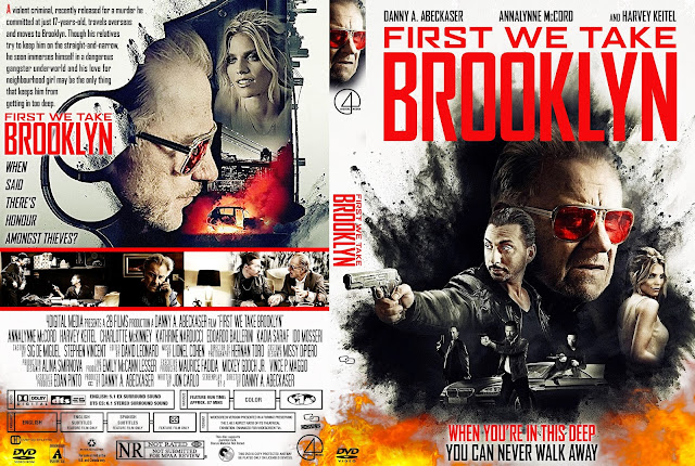 First We Take The Brooklyn DVD Cover