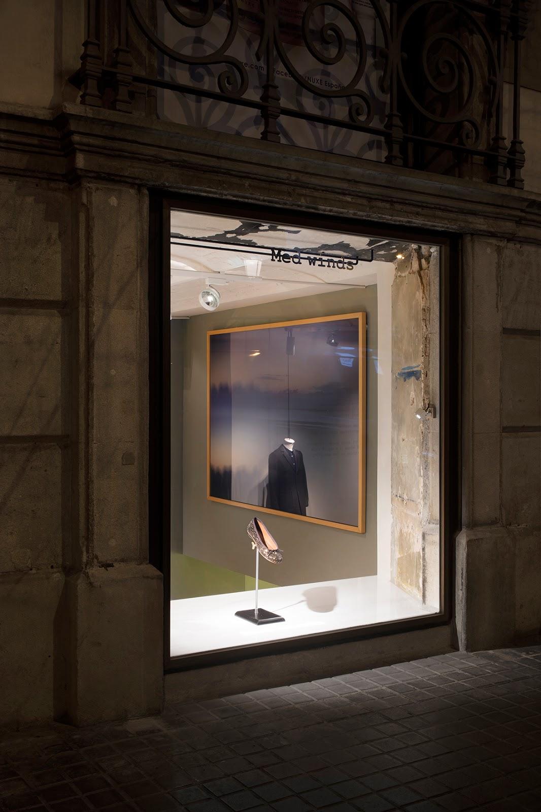Marzua: Fusión mediterránea en la nueva tienda Med Winds diseñada ...