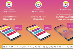 Tutorial Mendaftar & Mendapatkan Poin di Aplikasi AD-IT FORWARD (Terbaru 2018)