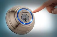 Reno locksmith Kwikset Kevo deadbolt