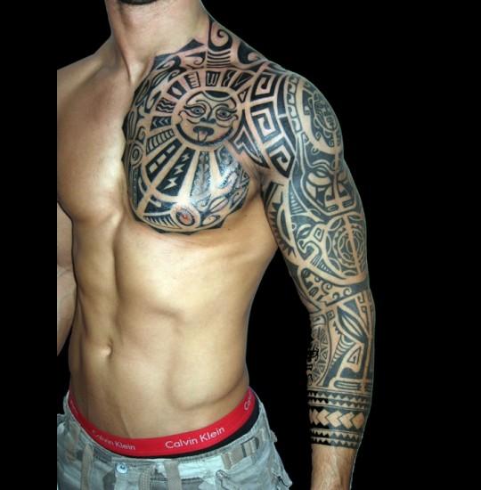 Tattoos Avenged: Tattoo Arm Galleries