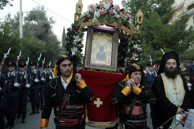 Η Ορεστιάδα θα υποδεχθεί την ιερά εικόνα της Παναγίας Σουμελά